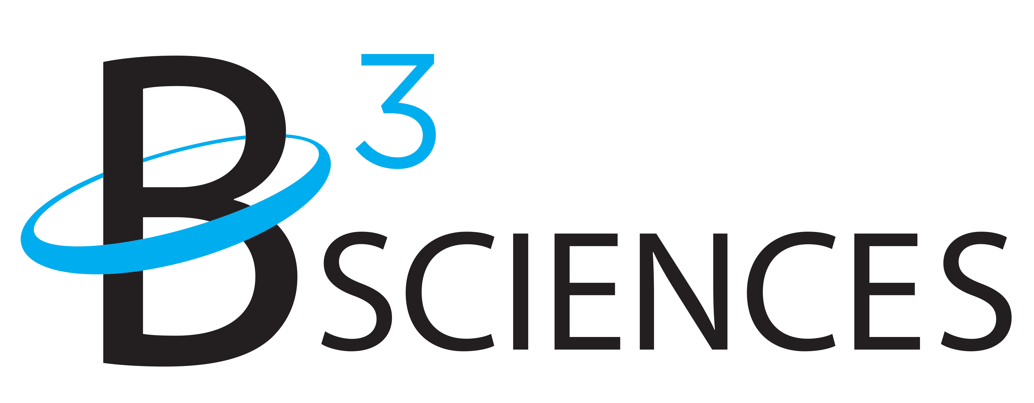 B3 Sciences Logo